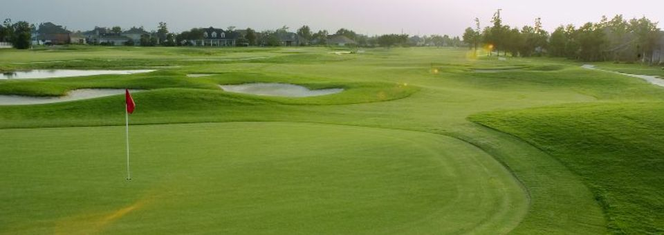 Stonebridge Golf Club of New Orleans - Harvey 9
