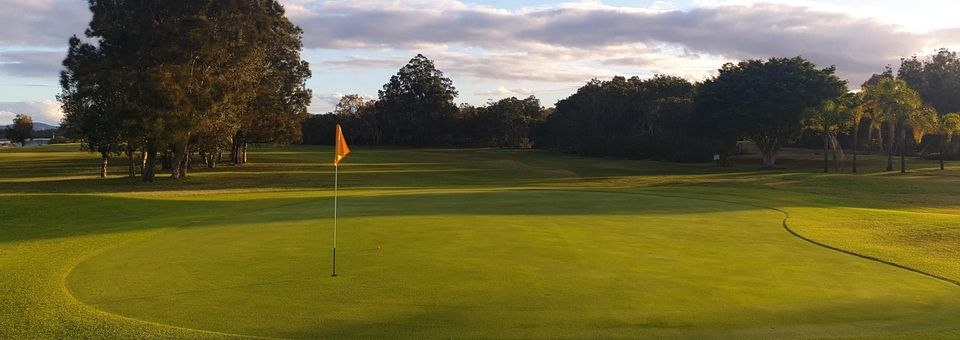 Nambucca Heads Island Golf Club