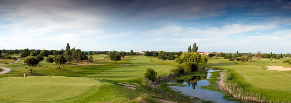 UGOLF Toulouse Seilh Parcours Rouge