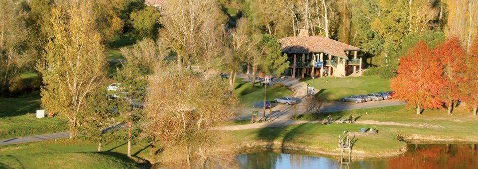 Garden Golf Etangs de Fiac Le Foulque