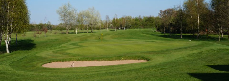 Scalm Park Leisure Golf Course