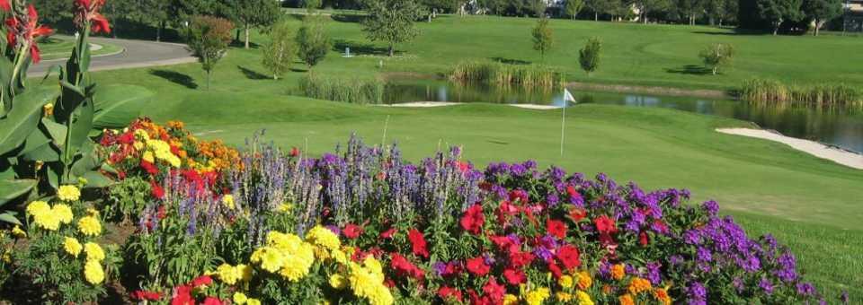 Eagle Hills Golf Course