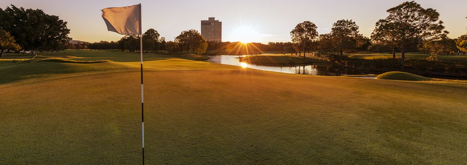 Royal Pines Resort Golf Club - Green and Gold Championship