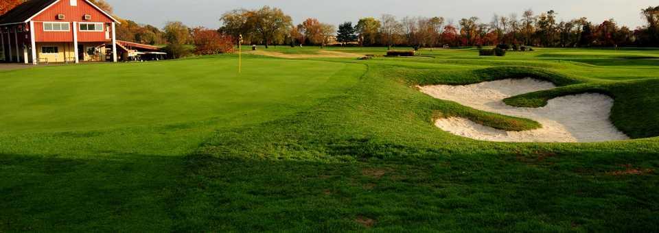 Golden Pheasant Golf Club