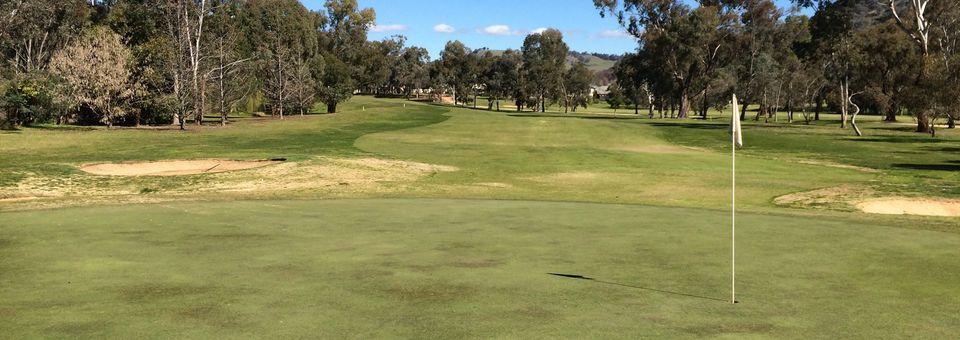 Wodonga Golf Club