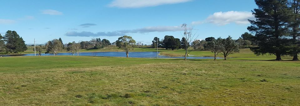 Oatlands Golf Club, Tasmania