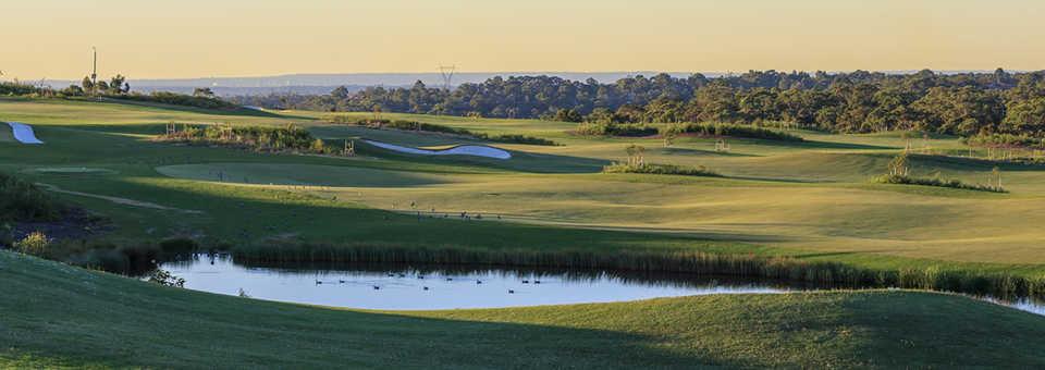 The Ridge Golf Course