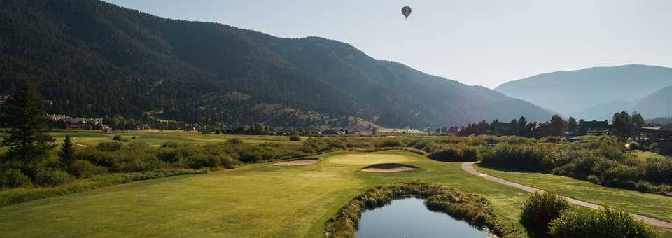 Big Sky of Montana Golf Course