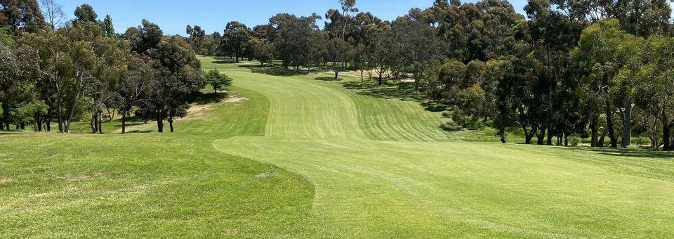 Highercombe Golf Club