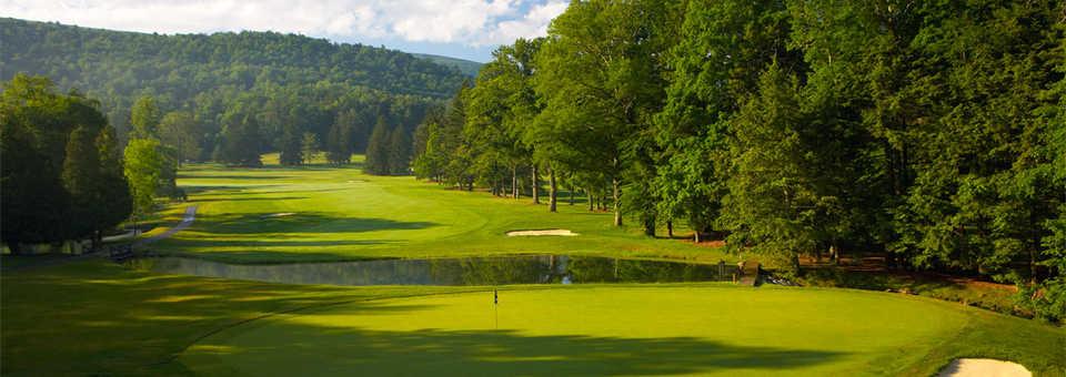 The Homestead Resort - Cascades Course