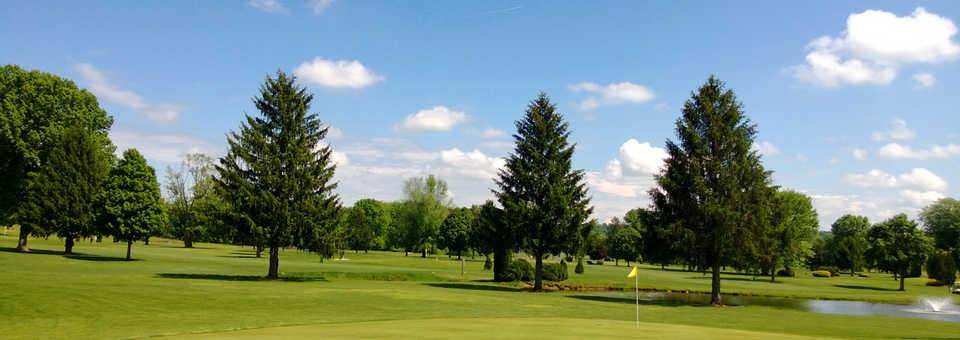 Green Valley Golf Club - Executive