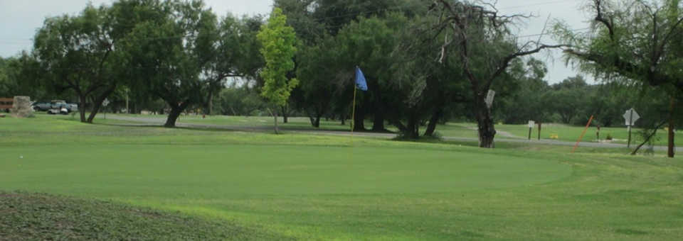 Fort Clark Springs Golf Course