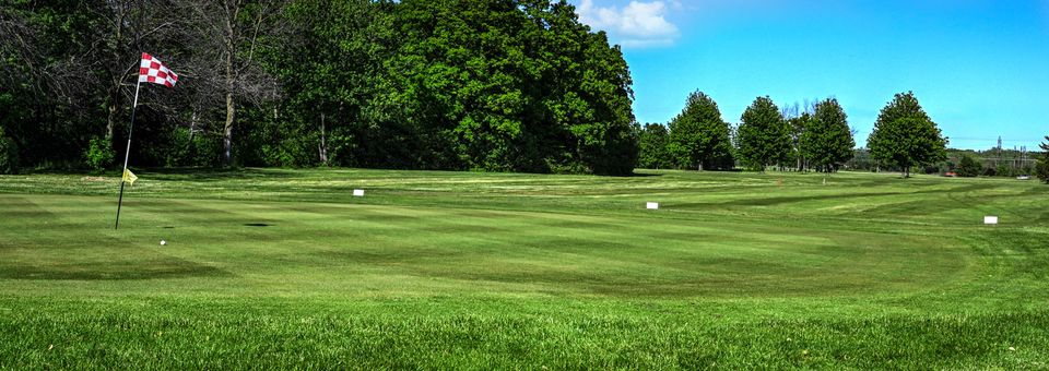 Hyde Park Golf Course - White Course