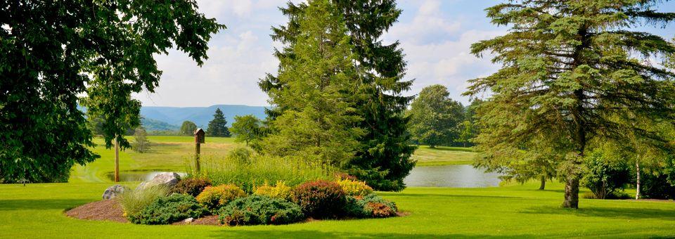 Tyoga Golf Course