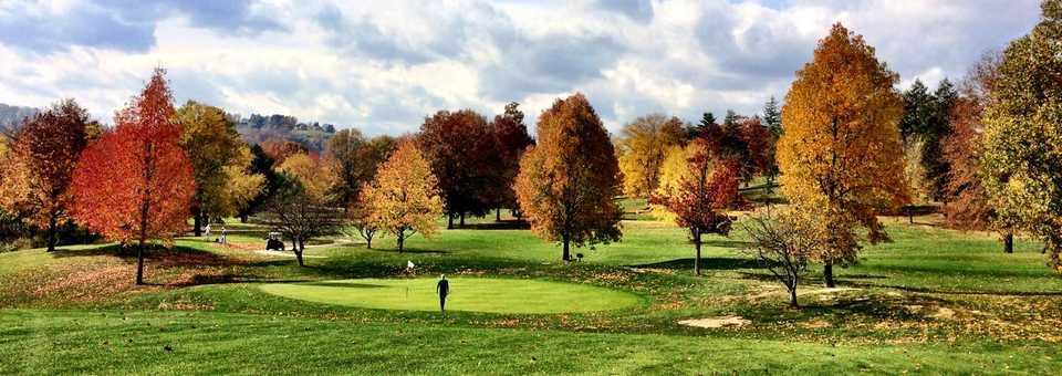 Wheeling Park Municipal Golf Course