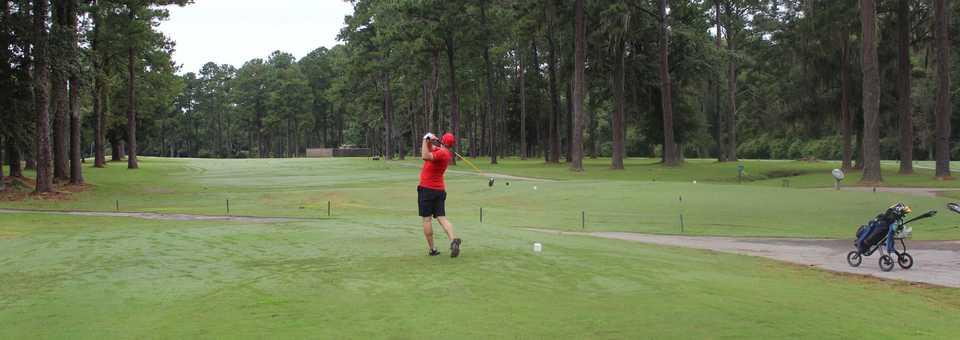 Moody Quiet Pines Golf Course