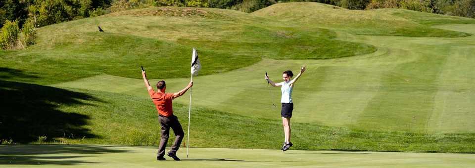Raven Golf Club At Snowshoe Mountain