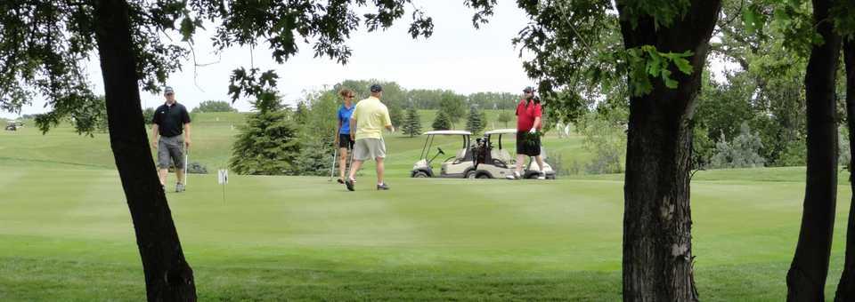 Lakes Golf Course