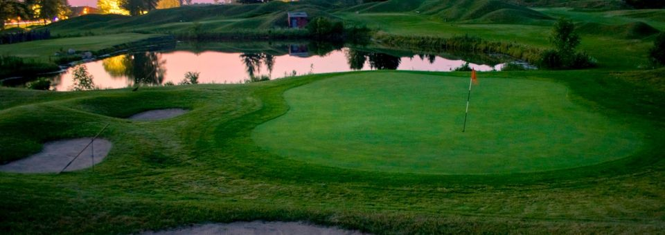 Missing Links Golf Course - Executive