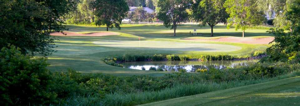 Manitou Ridge Golf Course