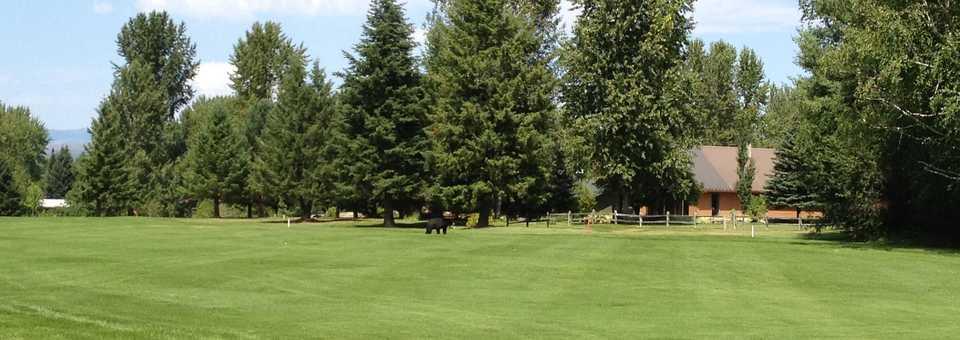 Glacier View Golf Course