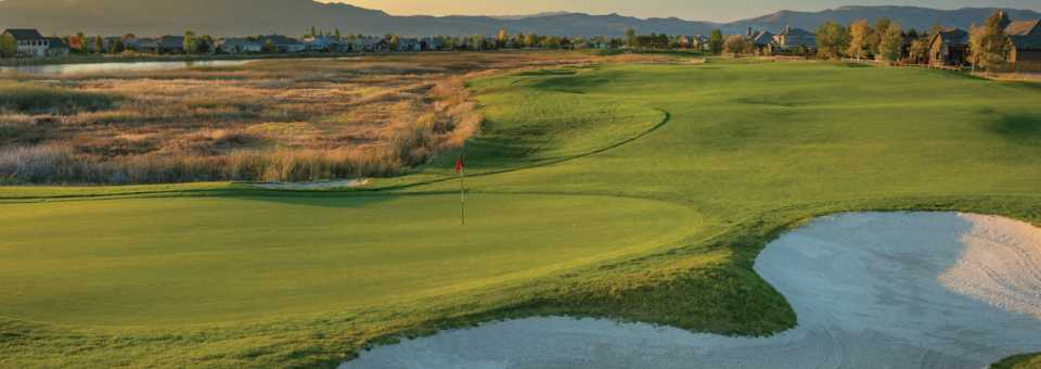 Red Hawk Golf and Resort - Lakes