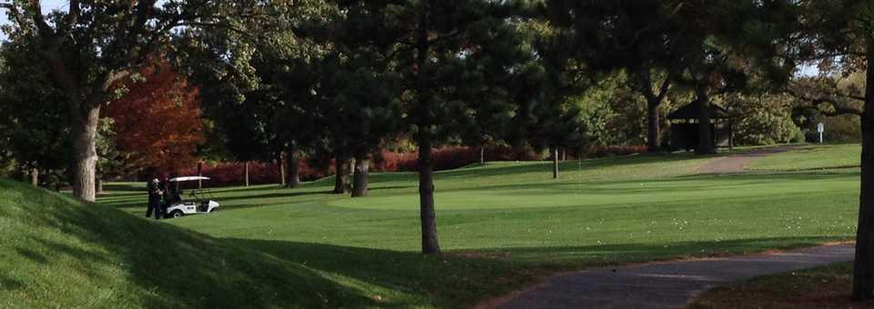 Bellwood Oaks Golf Course