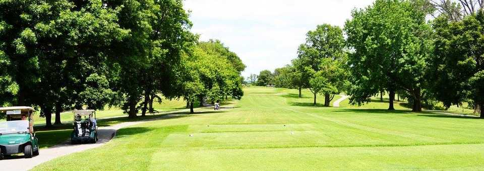 Norwood Hills Country Club - East Course