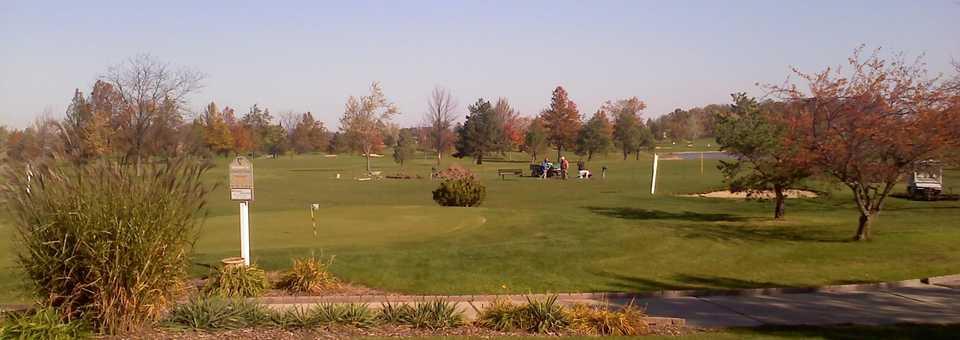 Moose Landing Golf Club