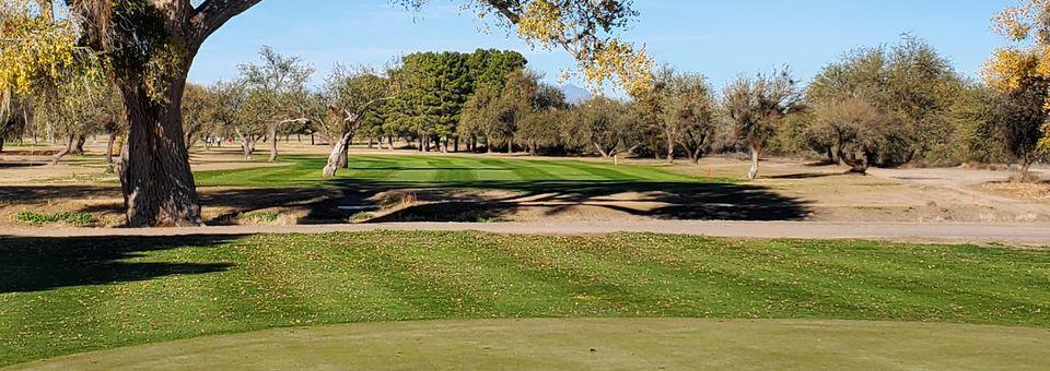 Mt. Graham Golf Club