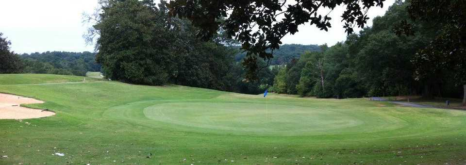 Chastain Park Golf Course