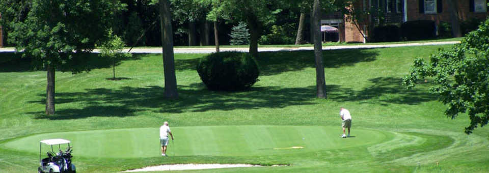 Moose Country Club - 9 Holes