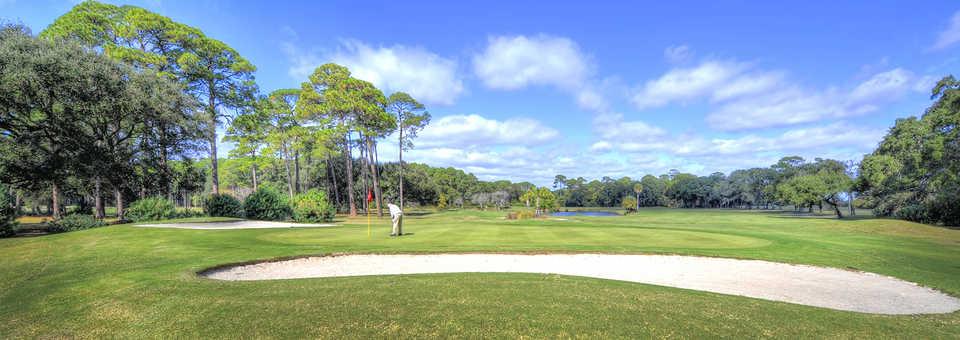 Oleander at Jekyll Island Golf Club