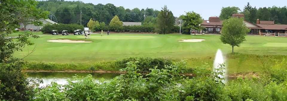 Briarwood Golf Club at Wiltshire