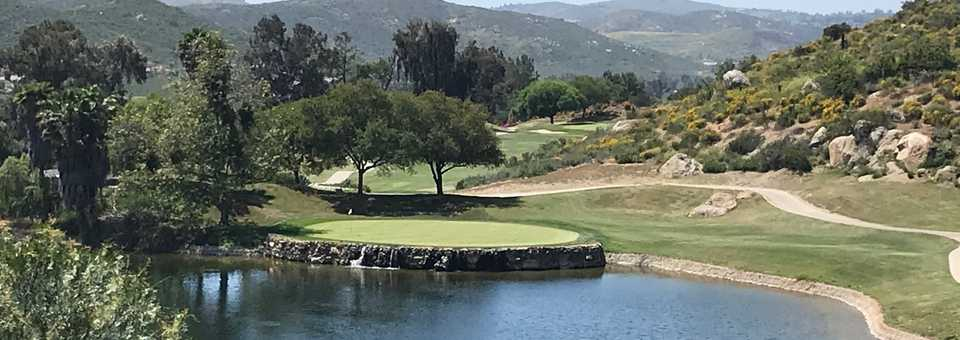 Steele Canyon Golf Course