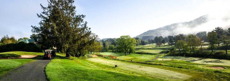 Grove Park Golf Course
