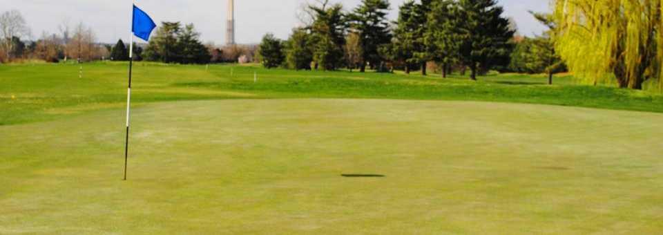 East Potomac Park Golf Course-BLUE Course