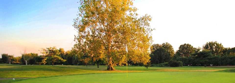 East Potomac Park Golf Links-WHITE