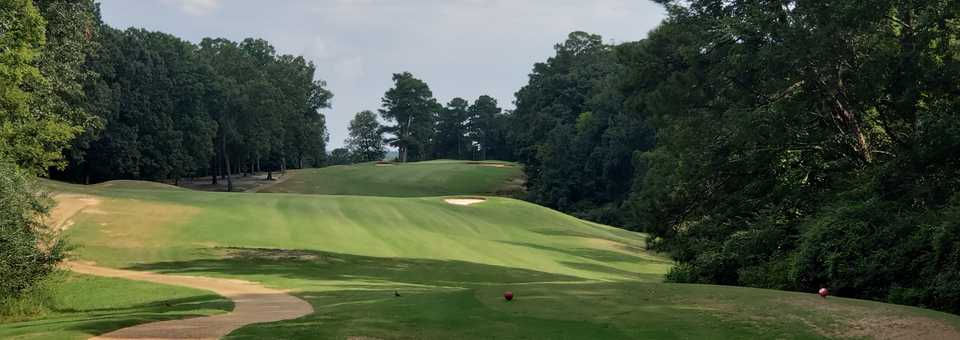 Lion Hills Golf Course at East Mississippi Community College