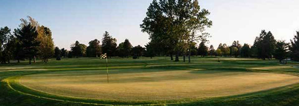 Burke Golf Course at Notre Dame