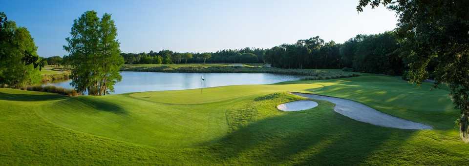 World Golf Village - Slammer & Squire Golf Course
