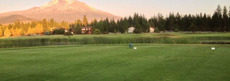Lake Shastina Golf Resort