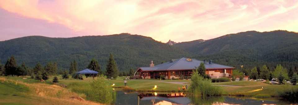 Mount Shasta Resort Golf Course