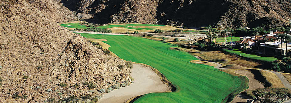 PGA WEST - Pete Dye Mountain Course