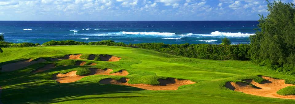 Turtle Bay Resort Arnold Palmer Course