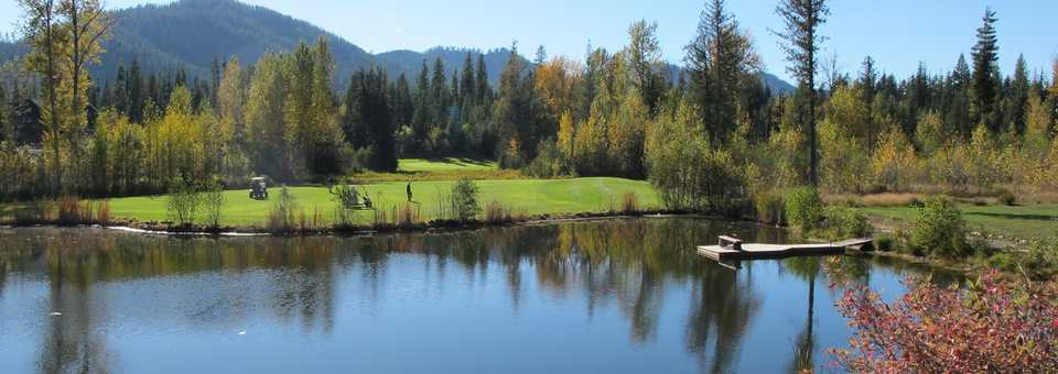 Priest Lake Golf Course