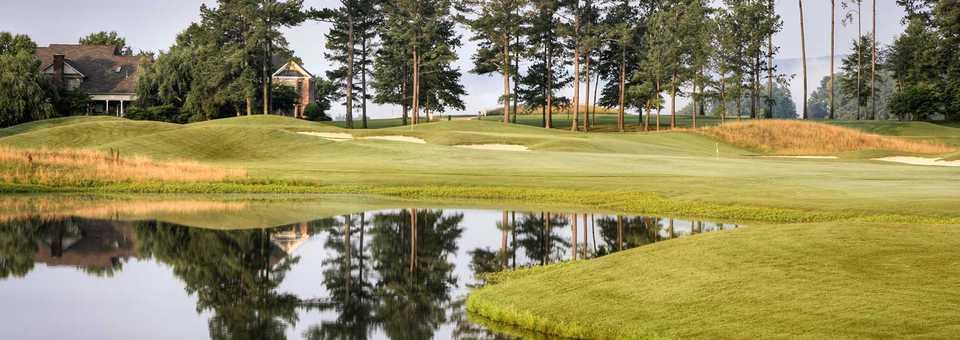 The Robert Trent Jones Golf Trail at Hampton Cove