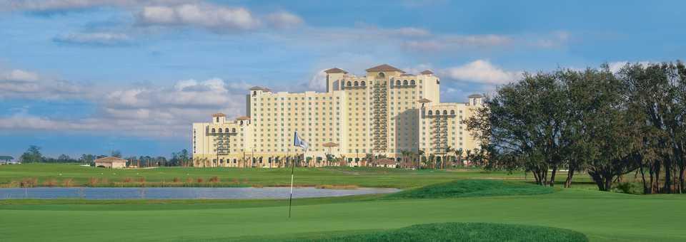 ChampionsGate Golf Club- National at Omni Orlando Resort