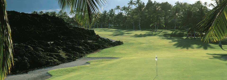 Waikoloa Golf Club - Beach Course