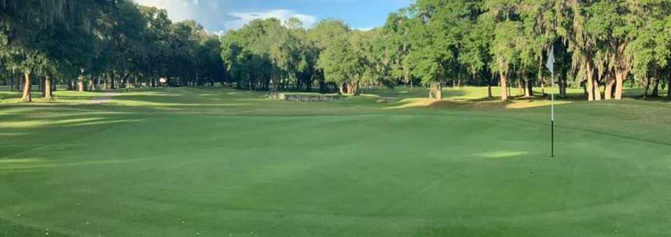 Spruce Creek Preserve Golf Club